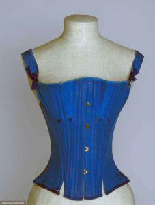 bluecorset
