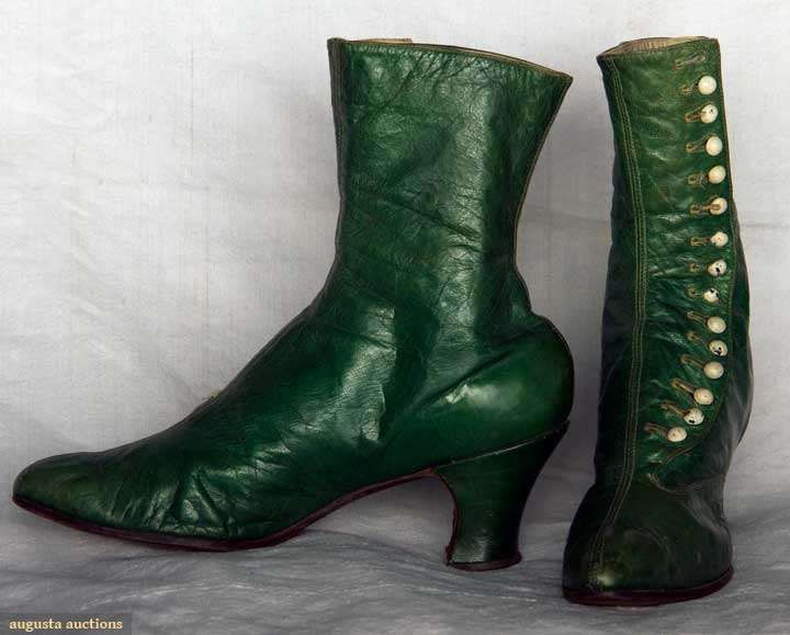 augusta auctions green boots