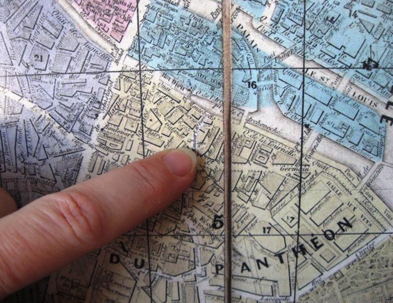 map close