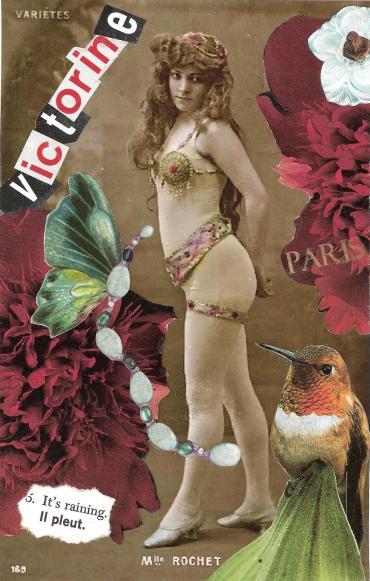 victorine collage