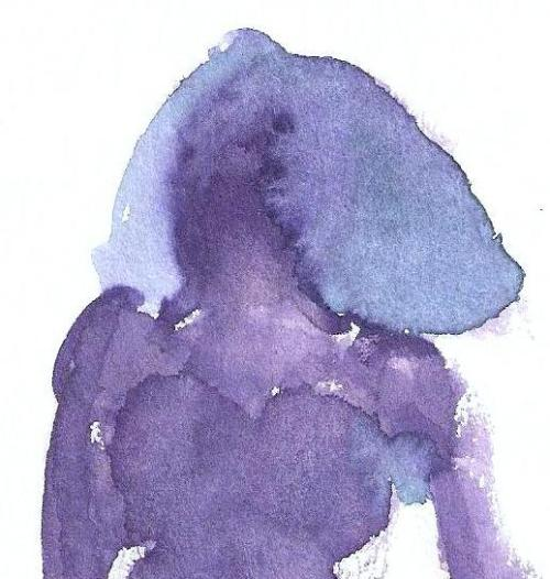 watercolorface