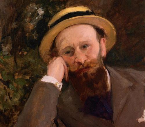 Carolus-Duran's Portrait of Edouard Manet
