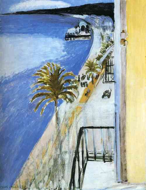 Matisse, The Bay of Nice